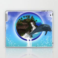 #Dolphin #Laptop & #iPad #Skin by nicky2342 - $25.00