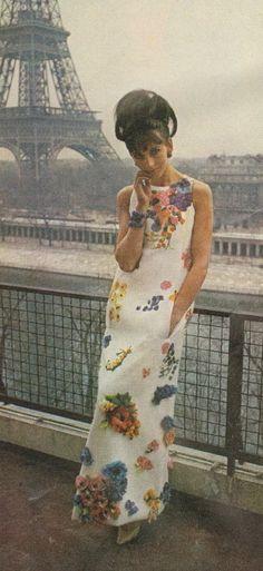 Dior vintage fashion vintage 1963