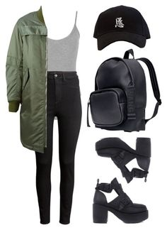 """""""WANG"""" by baludna ❤ liked on Polyvore featuring WearAll, H&M and 3.1 Phillip Lim"""