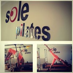 sole pilates reformer cadillac chair