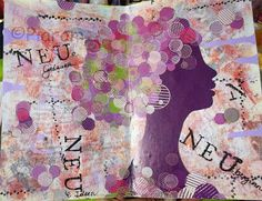 Art Journaling by Piarom