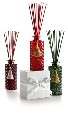 Infuse the house with these festive Reed Diffusers. #shopSTC at Pier 1 Imports. Smell great!