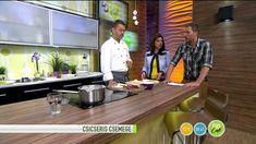 Csicseriborsós ínyencségek - 2015.09.28. - tv2.hu/fem3cafe Falafel, Vegan, Falafels, Vegans
