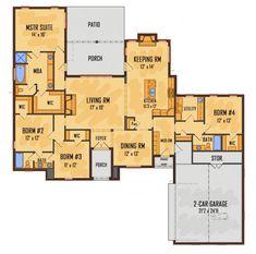#658745 - IDG23513 : House Plans, Floor Plans, Home Plans, Plan It at HousePlanIt.com