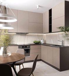 most popular home depot modern kitchen 57 Kitchen Decor, Kitchen Inspirations, Interior Design Kitchen, Home Decor Kitchen, Kitchen Furniture Design, Kitchen Room Design, Kitchen Design, Kitchen Remodel, Contemporary Kitchen