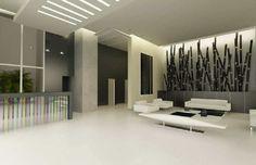 Vestíbulo - Lobby Comedor - Dining room Apart. B