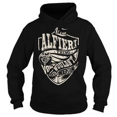 I Love Its an ALFIERI Thing (Dragon) - Last Name, Surname T-Shirt T-Shirts