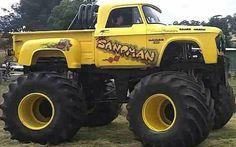 1967 Dodge Power Wagon Monster Truck
