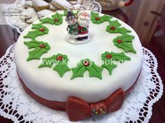 New years cake Christmas And New Year, Christmas Diy, Holiday, New Year's Cake, Christmas Cooking, Cakes And More, New Years Eve, Food Art, Frosting