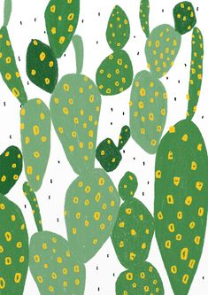 Ophelia Pang: cactus