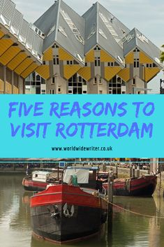 Rotterdam doesn't attract as many tourists as Amsterdam, but there are many reasons for it to be a rival destination. Here's why...
