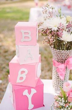 Beautiful Southern Baby Shower by Kelly of Gigi Noelle Events via www.babyshowerideas4u.com #babyshowerideas4u