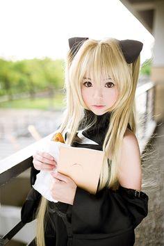 Misa(Misa*米砂) 金色の闇 コスプレ写真 - WorldCosplay