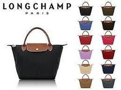 How to buy an authentic Longchamp Le Pliage tote on ebay? | eBay