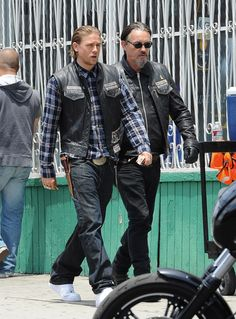 Jax and Chibs