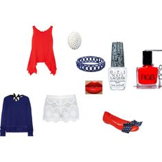 Nautical Colors, created by maryannmore.polyvore.com......I made this and want it sooo bad!