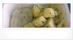 Filetto di san pietro dorato e patate prezzemolate ... box lunch