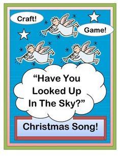 Hush! There's a baby... Children's Christmas Carol | Christmas ...