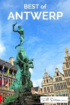 Wondering what to see and do in Antwerp in 1 or 2 days? This list of must-see places and my custom-made city walk will help you experience the very best of Antwerp