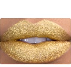 Kaoir Lipstick in 14K. Comes in 24 other wild colors, too...
