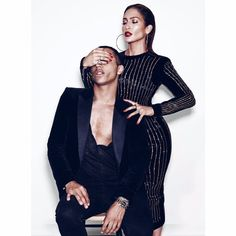 BALMAIN @olivier_rousteing #fashion @papermagazine #LuxeinFlux 08.31.15 http://jlo.lk/luxeinflux