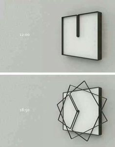 Epic want. Spiffiest wall clock ive seen in a while