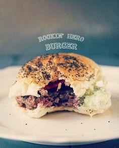 Rockin' Hero Burger