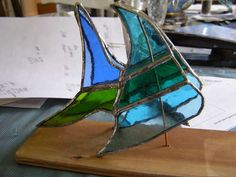This instructable will show how to make stained glass objects.