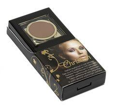 Christian Eyebrow Makeup Kit - Irid Brown