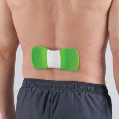 The Cordless Neuromuscular Back Pain Reliever - Hammacher Schlemmer