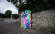 "Dublin Canvas on Instagram: ""Superb new artwork 'Moxie' by @clareoconnor_artist Artwork located at St. John's National School, Church Rd, Killiney, Ballybrack, Dublin…"" National School, Dublin, Canvas, Artwork, Artist, Fun, Painting, Instagram, Tela"