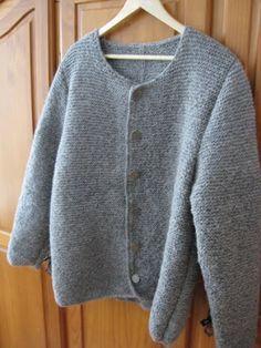 Aran knitting: Bayerischer Janker