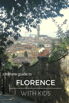 What are the best things to do in Florence with kids? What museums are child friendly, where to stay in Florence with kids and how to get around? Discover how to make the most of your time in Florence with kids with this guide for families