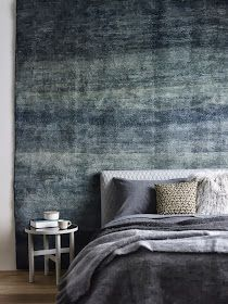 The Design Chaser: Inky Greys + Dip Dyes