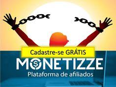 Trabalhe No Conforto Do Seu lar ! Click e cadastre-se ! #vendas #monetizze #trabalhar em #casa #liberdade