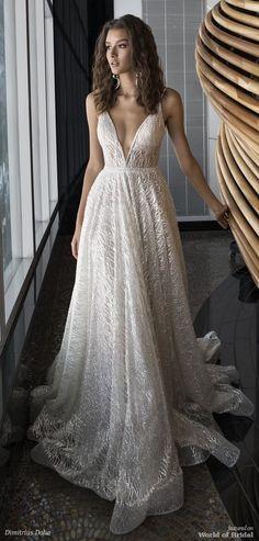 Dimitrius Dalia 2018 Wedding Dress