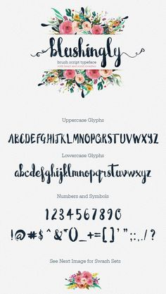 Blushingly Typeface - Wedding Font by Creativeqube Design on Creative Market