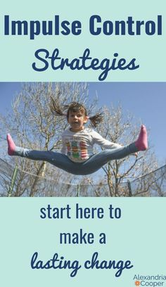 Impulse Control Strategies for when you feel stuck! For parents and teachers of toddlers, kids, tweens, teens and any difficult children. With a free printable to save you time! Behavior Tracking, Behavior Management, Parenting Advice, Kids And Parenting, Parenting Classes, Parenting Websites, Foster Parenting, Mom Advice, Kansas City