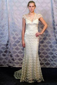 Claire Pettibone Bridal Spring 2013
