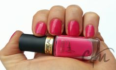 NOTD: Julianne's Delicate Rose