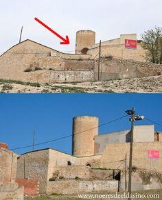 (1) NoEresDeEldaSiNo (@NoEresDEldaSiNo) | Twitter Se derrumba un arco en el castillo de Elda