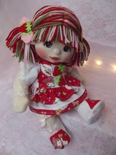 OOAK Mattel My Child Doll ~ My Melody ~ Full Shot ~ Commissioned Doll | da jesska80