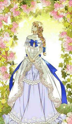 🎀 Manga: Wendy the florist ⚘🎀 Manga Girl, Anime Girl Dress, Art Manga, Anime Girl Cute, Anime Art Girl, Anime Guys, Anime Naruto, Manga Kawaii, Chica Anime Manga