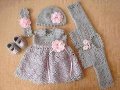 Two Girls parts very beautiful! crochetwebsitesfree. | Crochet Free