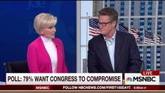 MSNBC's Mika Brzezinski declared Wednesday morning that it was the job of the establishment press to decide what the American people think.