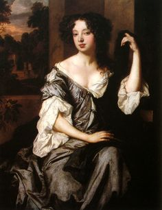 Louise de Kéroualle by Sir Peter Lely French mistress of Charles ll.