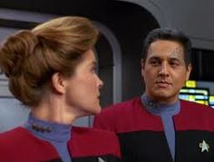 Chakotay, One of the sexiest men is Star Trek.