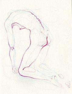 Life drawing inspiration (Adara Sánchez Anguiano)