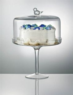 [PURCHASED 5/2013]  $50 Songbird Pedestal Cake Stand With Dome,13 H X10 by Artland Inc., http://www.amazon.com/dp/B00AO7LFEY/ref=cm_sw_r_pi_dp_iWoIrb0E2H17C