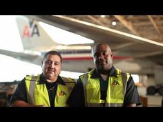 Next time you fly AA, pay close attention to the inflight safety video – it features real employees!